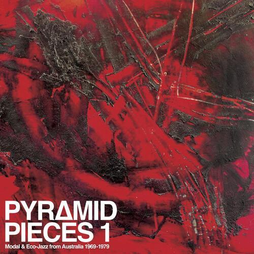 VARIOUS ARTISTS - PYRAMID PIECES MODAL & ECO JAZZ FROM AUSTRALIA 1969-1979