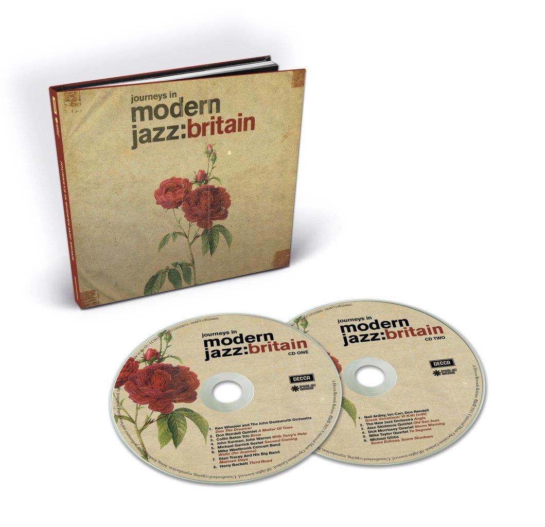 Various Artists - Journeys In Modern Jazz: Great Britain