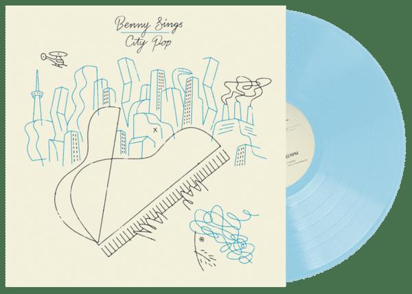 BENNY SINGS - CITY POP