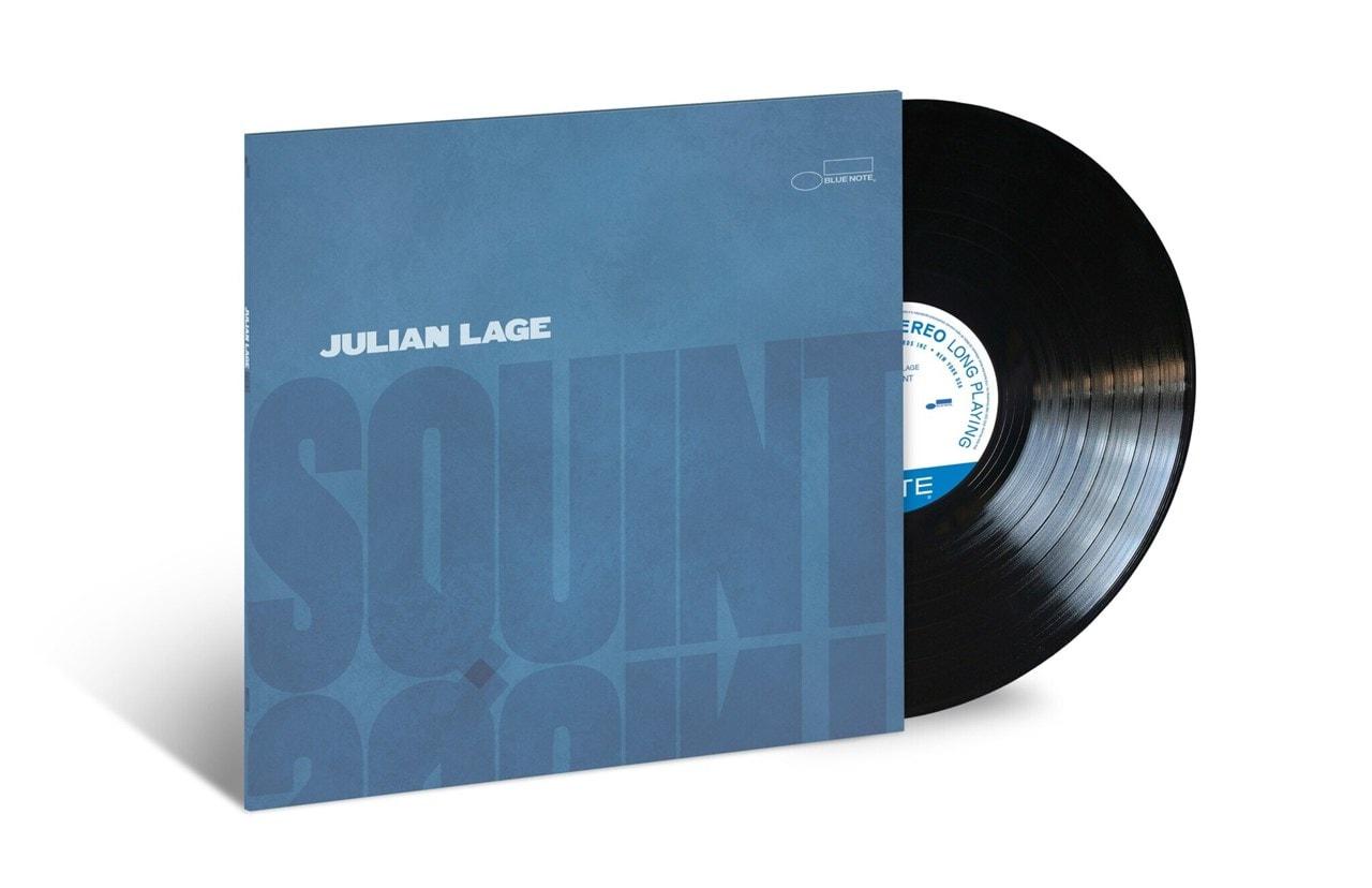 JULIAN LAGE - SQUINT