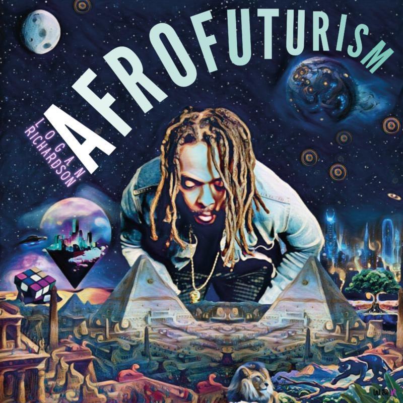 LOGAN RICHARDSON - AFRO FUTURISM