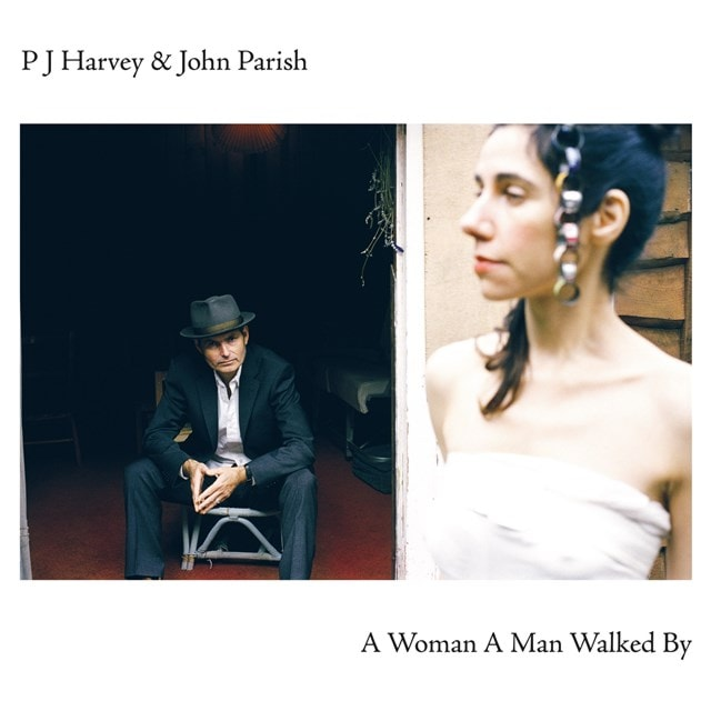 JOHN PARISH & PJ HARVEY - A WOMAN A MAN WALKED BY
