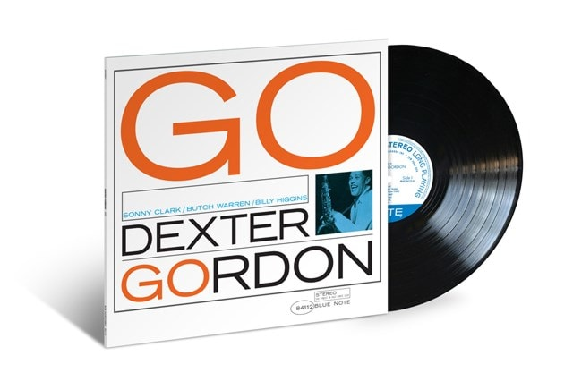 DEXTER GORDON - GO (BLUE NOTE CLASSIC VINYL SERIES AUDIOPHILE REISSUES)