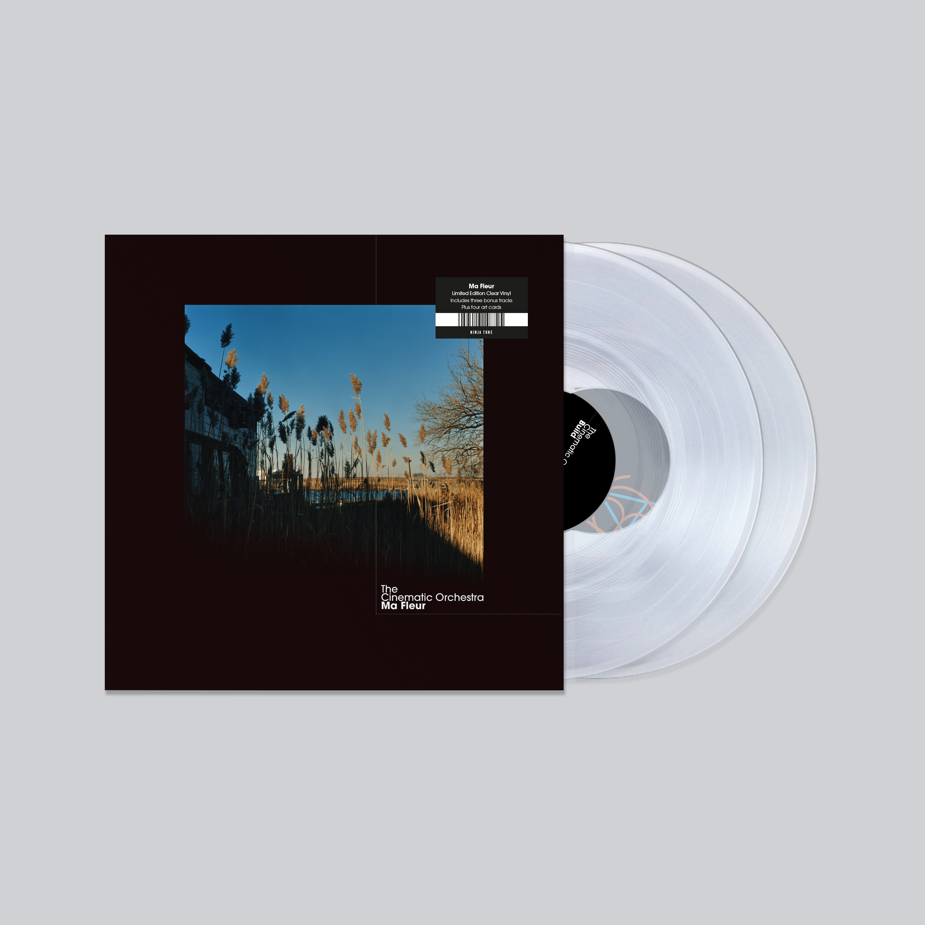 CINEMATIC ORCHESTRA - MA FLEUR (CLEAR VINYL RE-ISSUE)