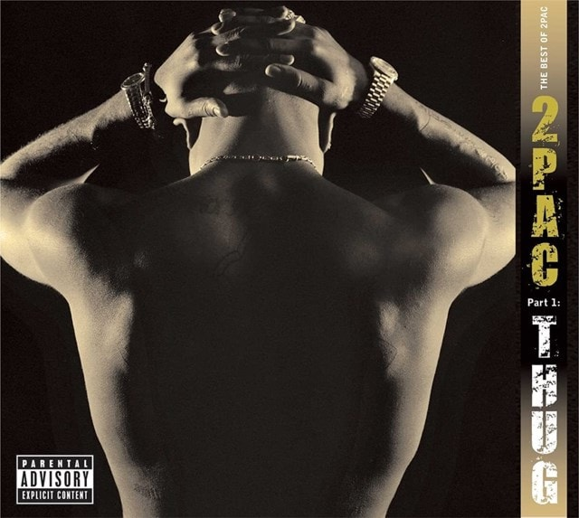 2PAC - THE BEST OF 2 PAC PART 1 THUG