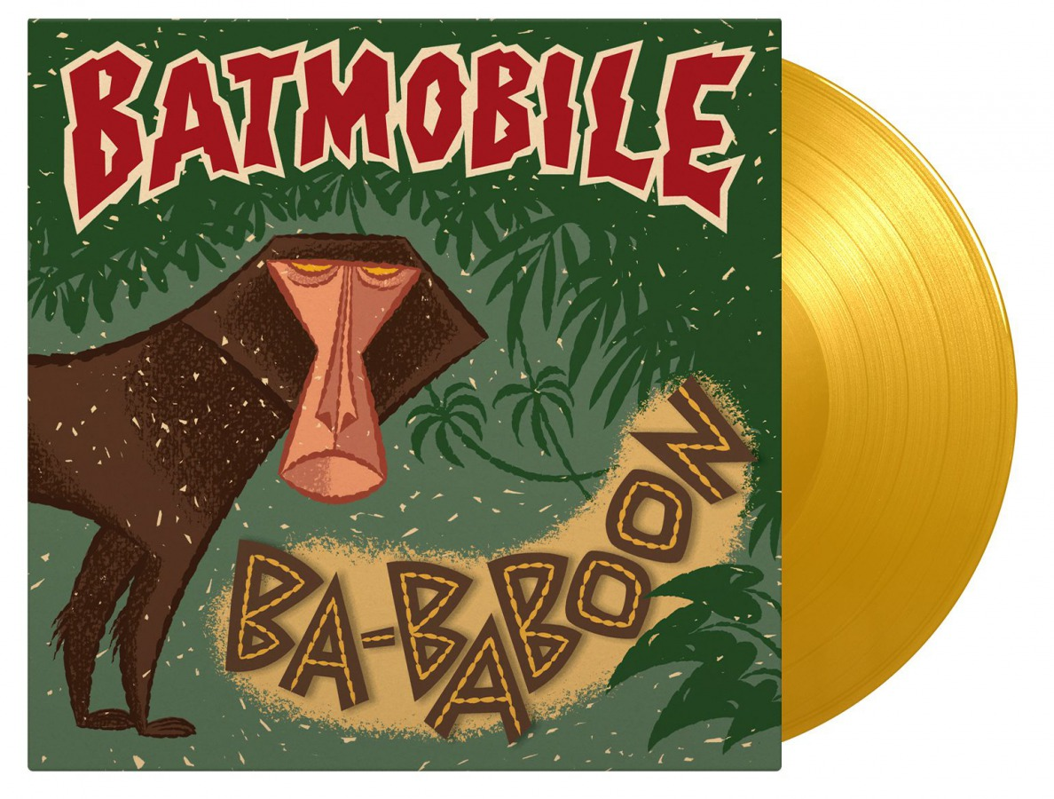 "Batmobile / Ba-Baboon / Everybody'S Dancin' (But Me) (7"" Coloured Vinyl) (7"")"