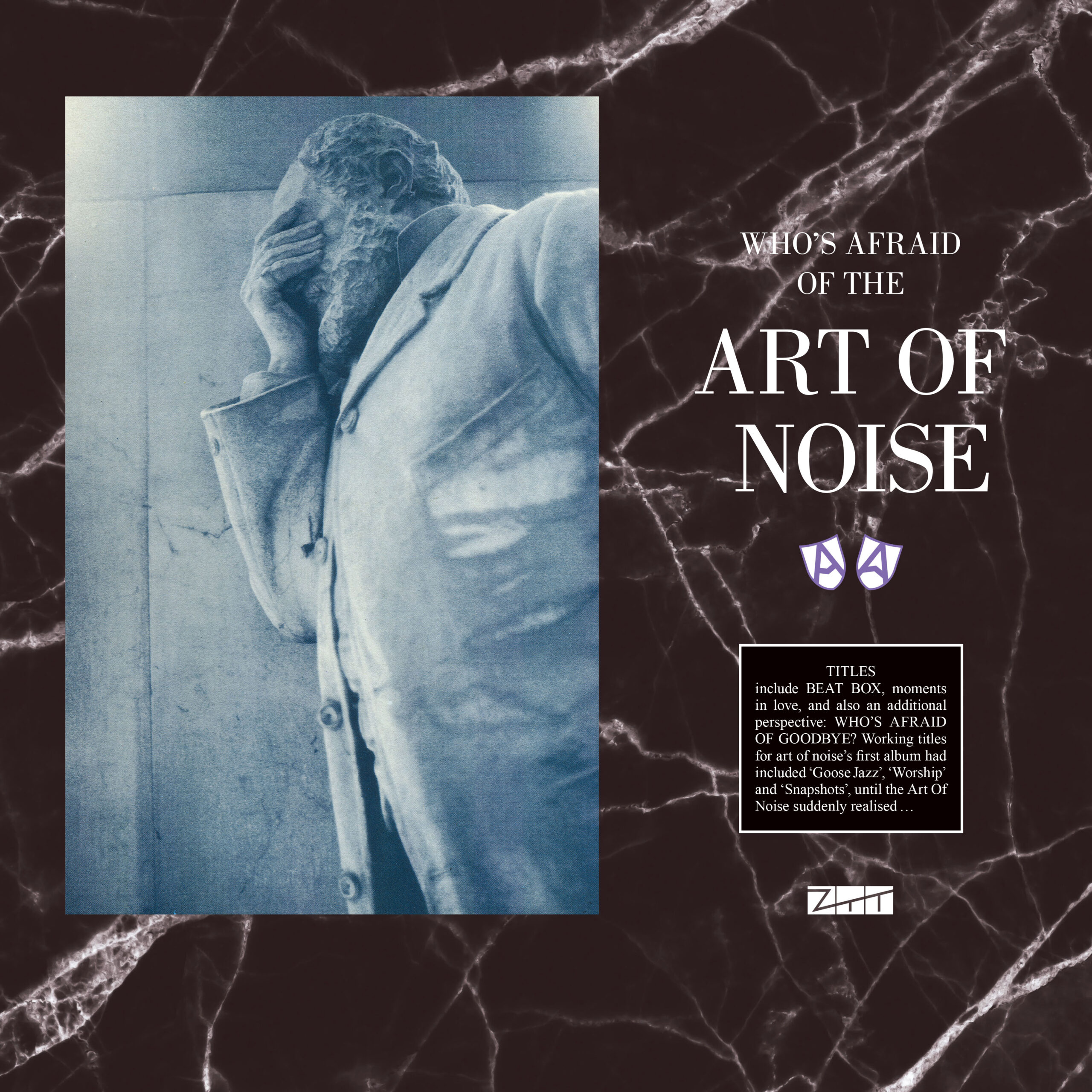 Art Of Noise'Who's Afraid of the Art Of Noise?' / 'Who's Afraid Of Goodbye?'