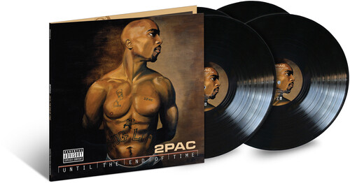 2PAC - UNTIL THE END OF TIME (20TH ANNIVERSARY 4LP)