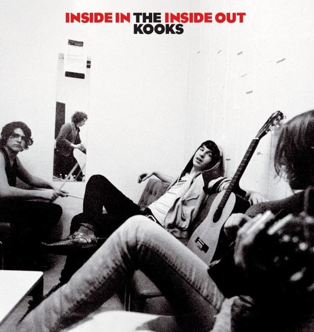THE KOOKS - INSIDE IN INSIDE OUT 15TH ANNIVERSARY EDITION