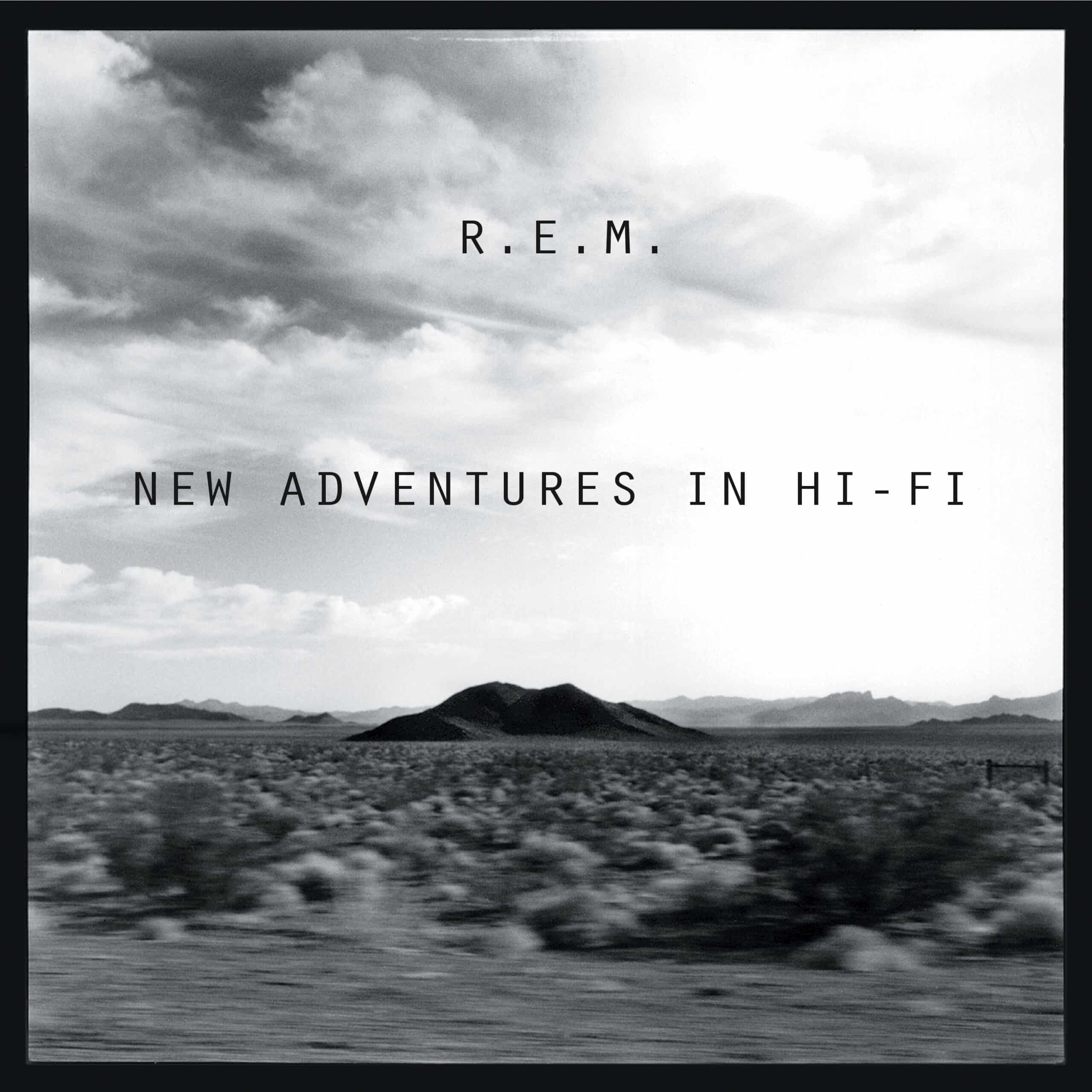 R.E.M - New Adventures In Hi-Fi (25th Anniversary Edition)