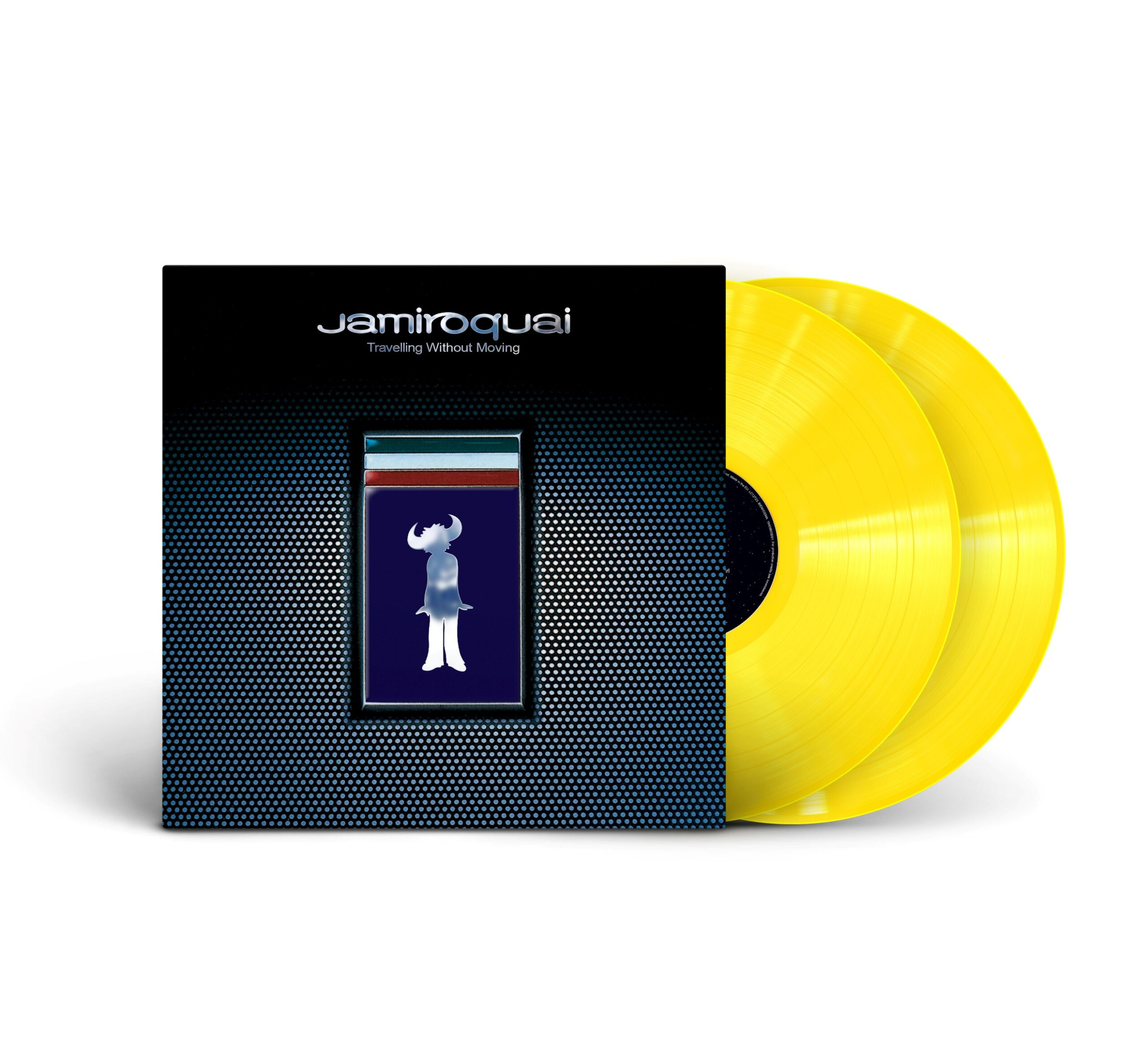JAMIROQUAI - TRAVELLING WITHOUT MOVING 25TH ANNIVERSARY