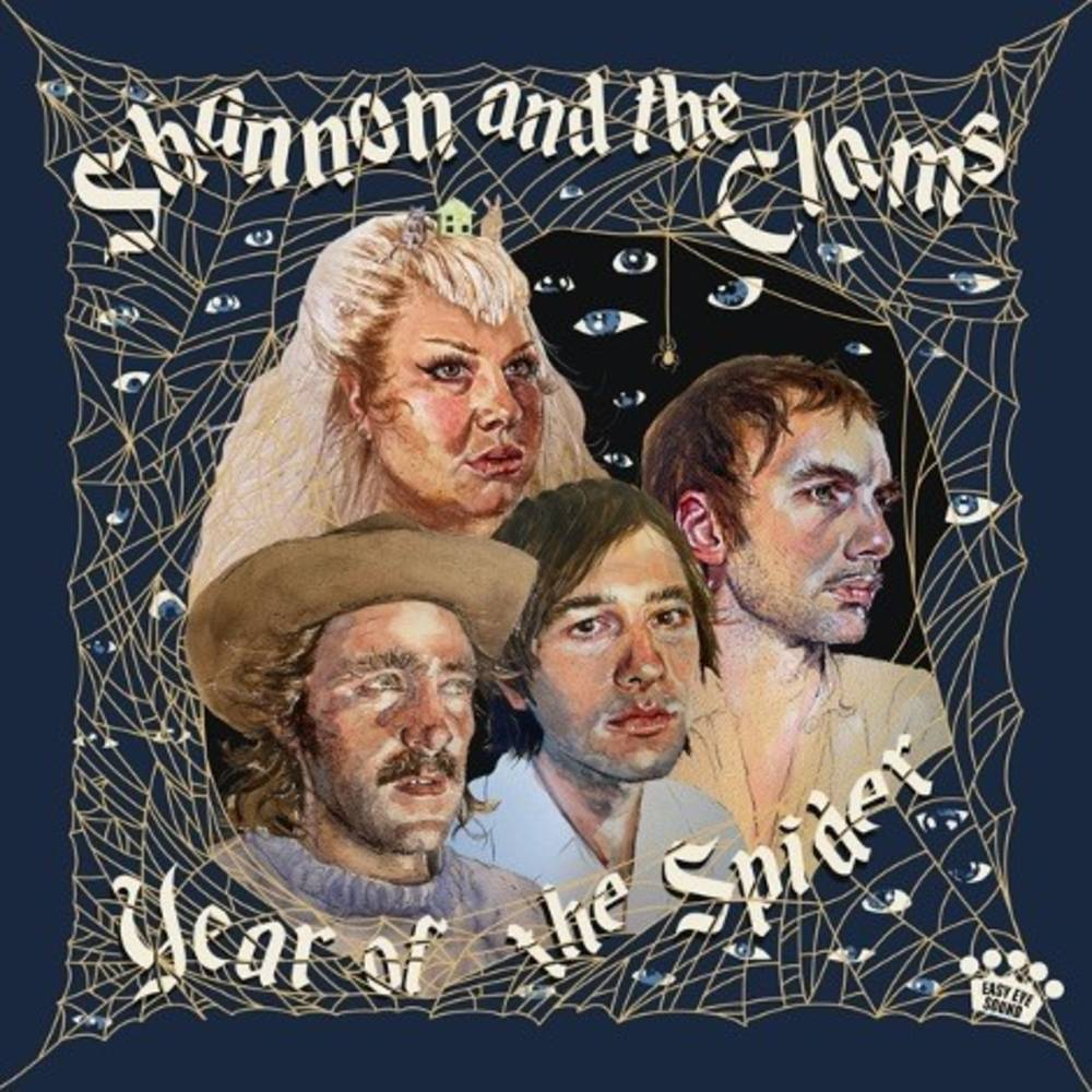 SHANNON AND THE CLAMS - YEAR OF THE SPIDER (MIDNIGHT WINE LP)