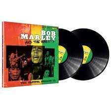 BOB MARLEY & THE WAILERS - THE CAPITOL SESSION '74