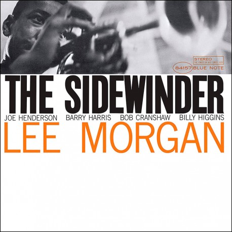 LEE MORGAN - THE SIDEWINDER (BLUE NOTE CLASSIC SERIES)