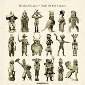 THE SHAOLIN AFRONAUTS - FLIGHT OF THE ANCIENTS